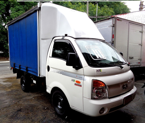Hyundai Hr 2,5 Bau Lonado - Ano 2010