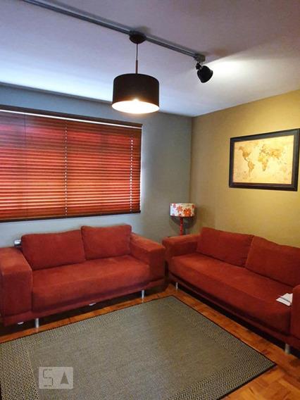 Apartamento Para Aluguel - Vila Olímpia, 2 Quartos, 100 - 893101081