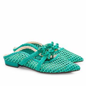 0b4cbe44a4 Sapatilha Verde Bandeira - Sapatilhas para Feminino no Mercado Livre ...