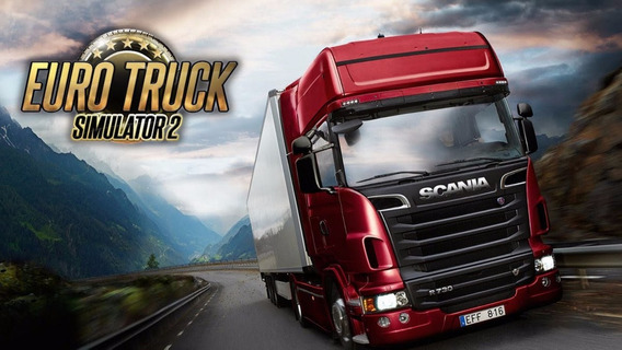 Patch Euro Truck Simulator 2 - Pronta Entrega