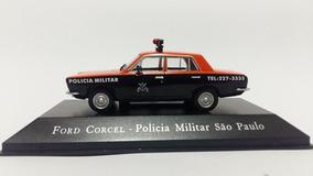 Veículos De Serviço - Ford Corcel - Policia Militar - Sp