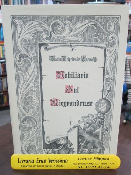 Livro Raro - Nobiliário Sul-riograndense