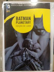 Batman/planetary - Edição De Luxo