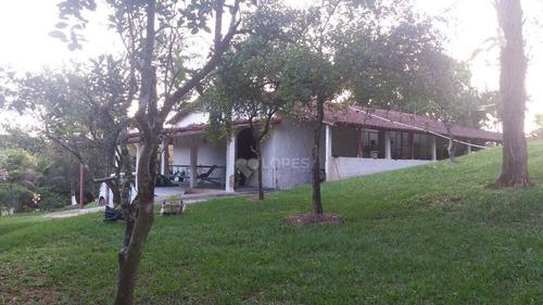 Chácara Com 3 Quartos, 15400 M² Por R$ 400.000,00 - Centro (sambaetiba) - Itaboraí/rj - Ch0001