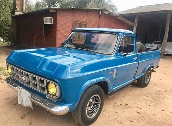Chevrolet D-10 Pick-up 2p