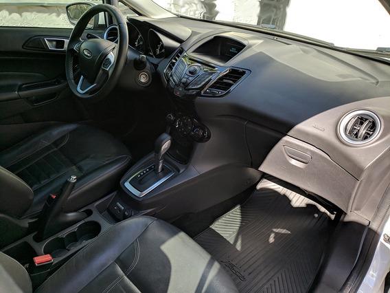 New Fiesta Hatch 1.6l 2014/13 Titanium Automático