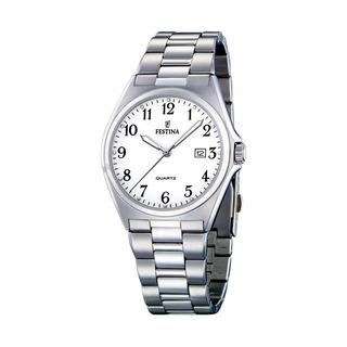 Reloj Festina F16374/1 Hombre Acero Inoxidable Clásico