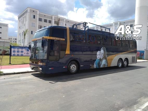 Busscar Jum Buss 360 Trucado Super Oferta Confira!! Ref.120