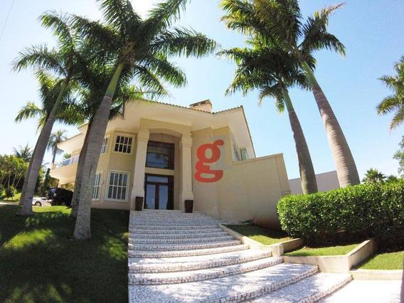 Cond. Royal Golf - Sobrado À Venda, 502 M² Por R$ 4.800.000,00 - Condomínio Royal Golf Residence - Londrina/pr - So0001