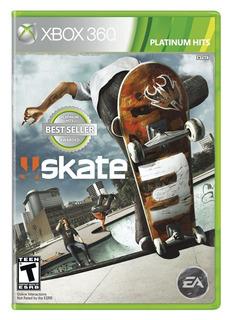 Skate 3 Xbox 360 + Envio Gratis