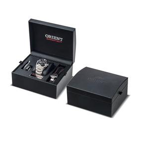 Relógio Orient Masculino Mtftc001 P1sx Speedtech Ed. Lim.