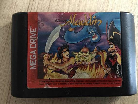 Aladdin Original Mega Drive Tectoy
