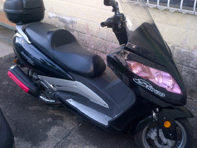Moto Skygo Executive Año 2013 Motor 250cc Color Negro