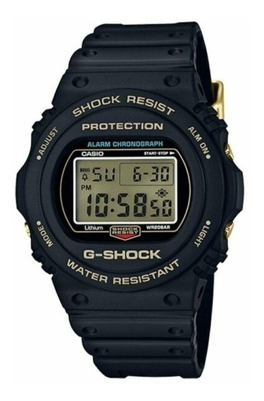 G-shock Dw-5735d-1b 35 Anos De Aniversário 5735