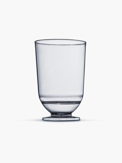 Taça Pit 050 Copinho Acrílica Cristal Doce Mousse 45ml 100un