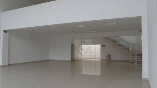 Imagem 1 de 30 de Salão À Venda, 241 M² Por R$ 1.800.000  Avenida Engenheiro Fábio Roberto Barnabé, 2362 - Jardim Esplanada Ii - Indaiatuba/sp - Sl0001
