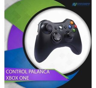 Control Palanca Xbox One Y Pc + Vibracion