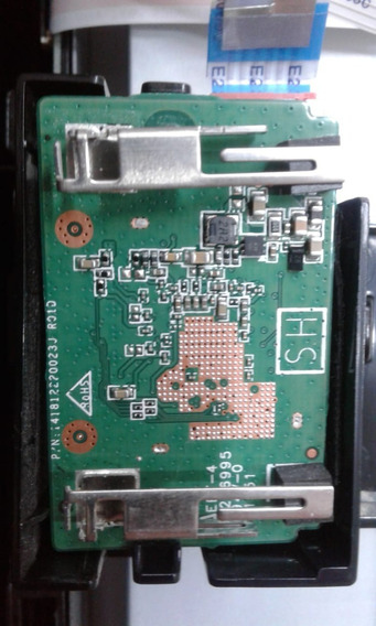 Botão Power Sensor + Módulo Wifi Tv Lg 43lh5700