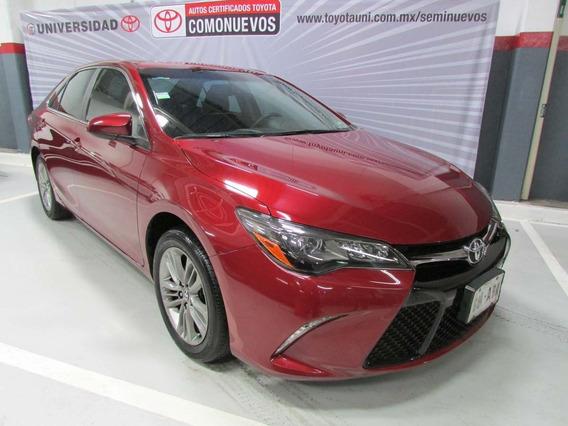 Toyota Camry Xse V6 2015 Rojo