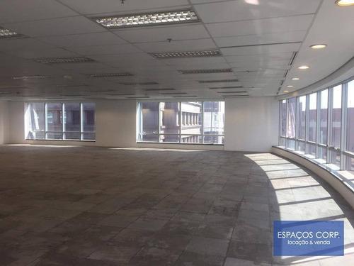 Imagem 1 de 21 de Conjunto Comercial Para Alugar, 330m² - Brooklin - São Paulo/sp - Cj2395
