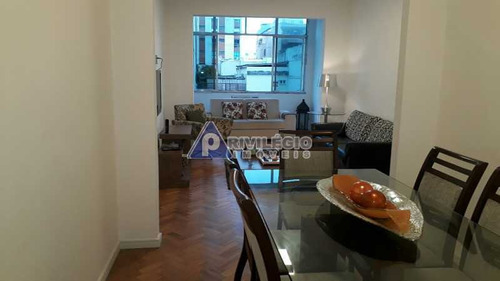 Apartamento À Venda, 3 Quartos, Ipanema - Rio De Janeiro/rj - 6716