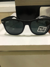 Oculos Ray Ban Dobrável Preto