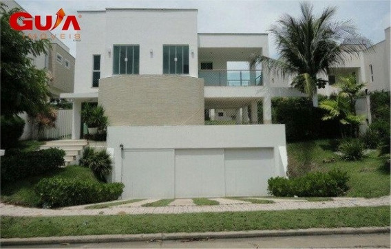 Linda Casa No Alphaville Fortaleza Com 04 Suítes - 1305