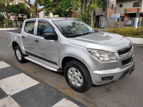 Chevrolet S10 Ls 2.4 Cd Flex 2014