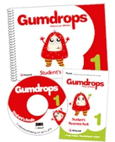 Gumdrops 1 - Student´s Book With Resource Pack - Richmond