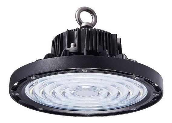 Luminária Led Ufo High Bay Galpão Industrial 100w - H2xtech