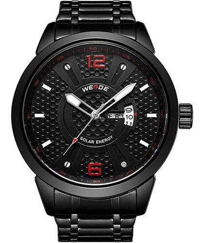 Relógio Masculino Weide Solar Se0703b-1c