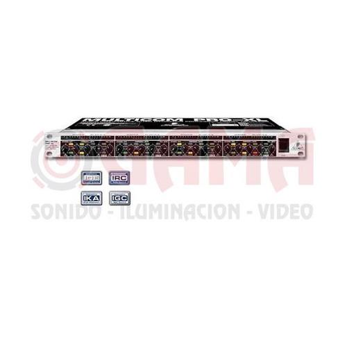 Imagen 1 de 1 de Compresor Limitador 4 Canales Mdx4600 Behringer 3000574