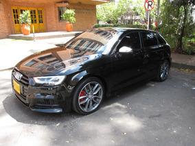 Audi S3 - 2018 - Poco Kilometraje - Negociable - Permuta