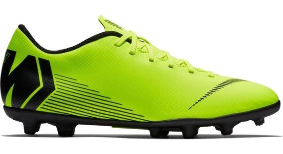 Chuteira Nike Mercurial Vapor 12 Club Campo
