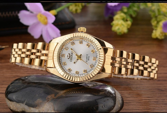 Relógio Fashion Tipo Rolex Original