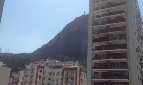 Apartamento À Venda - Humaitá - Rio De Janeiro/rj - Ap5314
