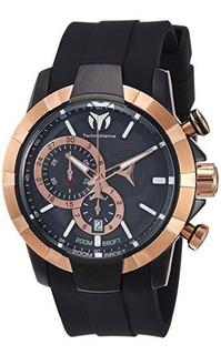 Technomarine Uf6 Tm-615014 Crono Zafiro Reloj Hombre 45mm