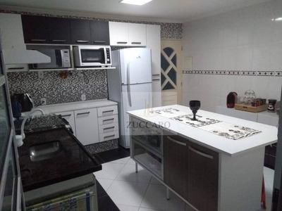 Sobrado Com 4 Dormitórios À Venda, 183 M² Por R$ 750.000 - Jardim Toscana - Guarulhos/sp - So4103