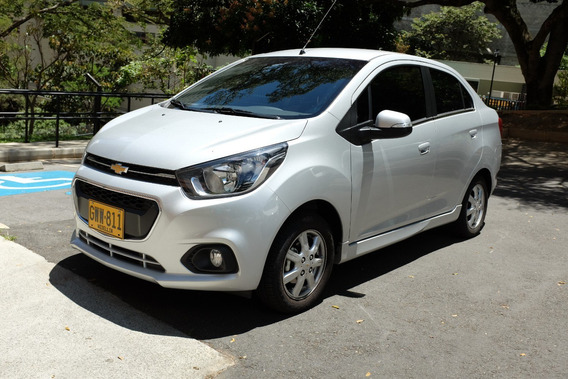 Chevrolet Beat Premier 2020 Full Gris