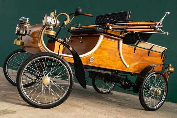 Olds Curved Dash 1903 Replica Griff Cars