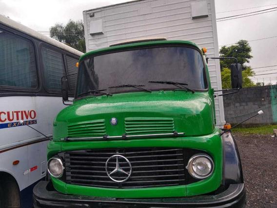 Caminhão Mb 1111 Ano 1968 Baú