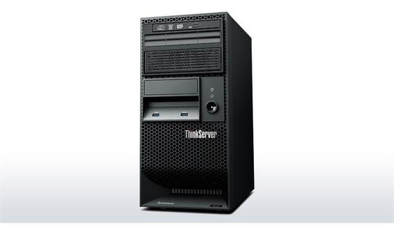 Computador Servidor Lenovo Ts140 Xeon/500gb/4gb 590vrdes