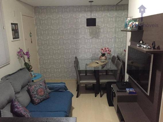 Apartamento Para Locação Residencial Parque Smart - Alto Da Boa Vista - 2 Dormitórios - Ap1281