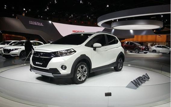 Honda Wr-v 1.5 16v Flexone Exl Cvt