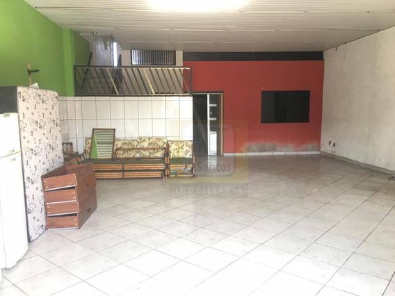Loja Para Alugar, 360 M² Por R$ 12.000/mês - Guilhermina - Praia Grande/sp - Lo0007