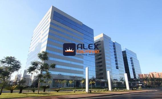 Sala Salão Comercial No Bairro Asa Sul Em Brasília Df - 924