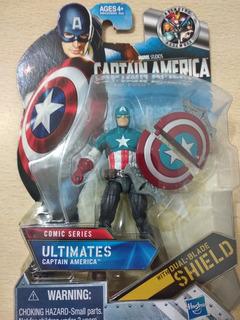 Marvel Universe Capitan America