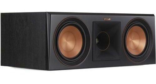 Klipsch Rp-600c Caixa Som Central Preto Home Theater