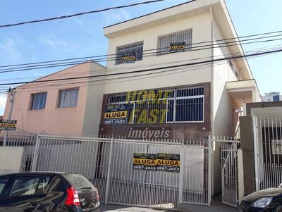 Sobrado Comercial Para Locação, Centro, Guarulhos - So0432