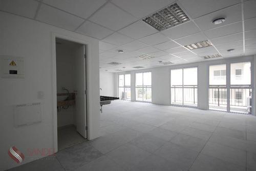 Excelente Sala Comercial No Jabaquara Com 72m² (l) - Sa0032